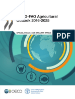 2016 OECD-FAO Agricultural Outlook