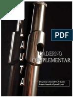 Apostila de Flauta - Atualizada