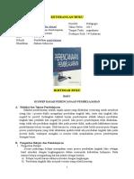 Resume Buku Perencanaan Pembelajaran Dari Desain Sampai Implementasi