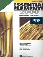 Bb Tuba Treble Clef Book 1