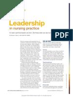 Leadership in Nursing Practice.6