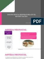 Insuficiencia Respiratoria en El Recien Nacido151016