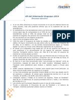 El Perfil Del Internauta Uruguayo 2016 Resumen Ejecutivo