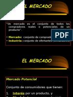 (3) Mercado- Definición