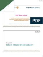 Chapter 3 - Project Integration Management - Handouts