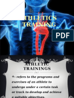 Athletics Training29