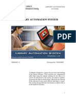 Library Automation System