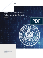 SecurityScorecard 2016 Govt Cybersecurity Report