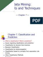 7 - Classification