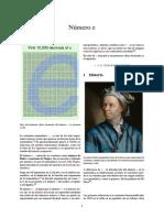 Numero de Euler