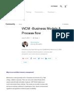 WCM -Business Models & Process Flow _ SAP Blogs