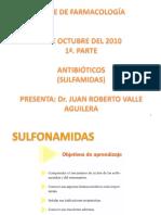 sulfonamidas  y quinolonas