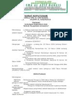 Surat Keputusan Osis