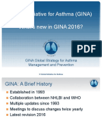 Whats New in GINA 2016