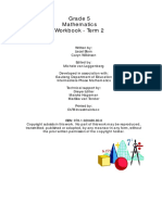 IP 2014 Grade 5 Term 2 Workbook Lesson 1-10