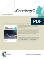 carbon nanodots_review_J mater chem C_2015