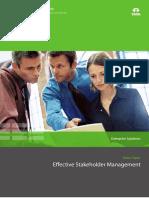 EntSol Whitepaper Stakeholder Management 0713 1