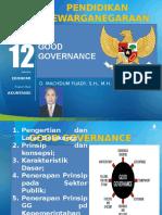 (13) PPT 12 Good Governance