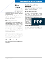 OD Nitrox Workshop Instructor Manual v10