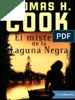 El Misterio de La Laguna Negra - Thomas H. Cook