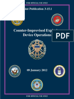 JP 3-15.1 Counter Improvised Explosive Device Operations 2012