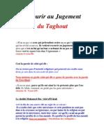 Recourir Au Jugement Du Taghut