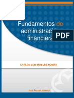 Fundamentos de Administración Financiera ALIAT