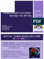 Trans Kids Beyond the Myths