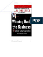 b2b-Winning Back the Business