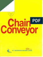Chain Conveyor Pt Magma