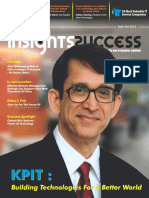 Insights Success 20 Most Valuable IT Service Companies