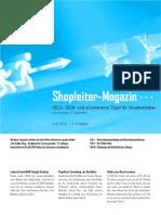Shopleiter Magazin Nr. 3 - Juni 2010 :