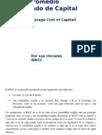presentacion WACC