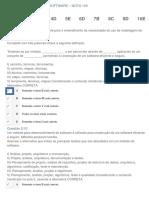 Apol 3 Engenharia de Software - Nota 100
