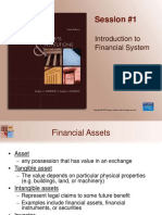 Financial Markets Introduction