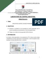 Práctica 4-Laboratorio de control Industrial