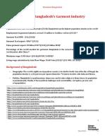 Bangladesh Factsheet 2.2015