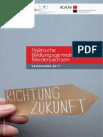 PBN Programm 2017