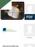 Escatologia Plantilla Clases