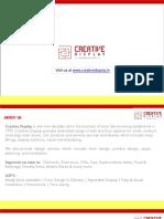 Creative Display India Introduction..