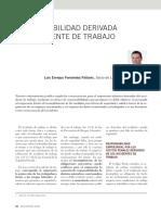131023 ECONOMISTJURIST Responsabilidad Derivada Del Accidente de Trabajo LFP