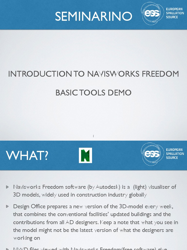 navisworks freedom free download