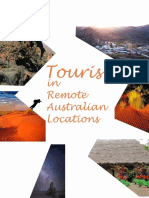 tourism in remote australia locations