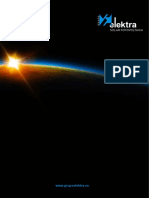 CatáLogo Producto Solar Fotovoltaico 2014