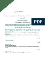 Bahasa Arab Isim Nakiroh Dan Makrifat