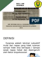 Tri Aji Pujo S - Dyspnea (2)