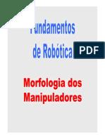 14 Morfologia Dos Manipuladores