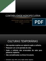 CONTABILIDADE AGROPECUÁRIA