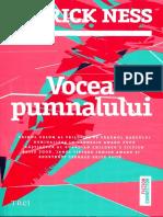 Patrick Ness - Vocea Pumnalului