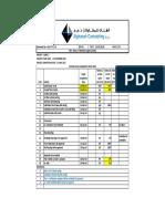2. Status of Monthly Target Activities - 20 Mar 16